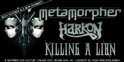 Metamorpher - Harkon - Killing A Lion | Kultube MG