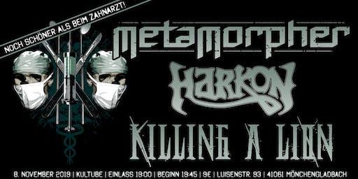 Metamorpher - Harkon - Killing A Lion | Kultube MG