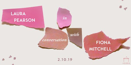 I Wanted You To Know: Laura Pearson in Conversation with Fiona Mitchell tickets