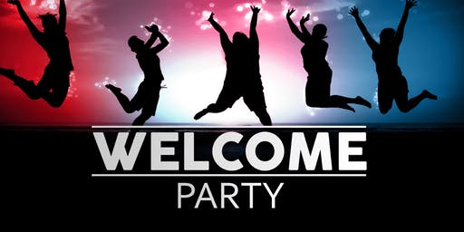 PGR Community Welcome Party