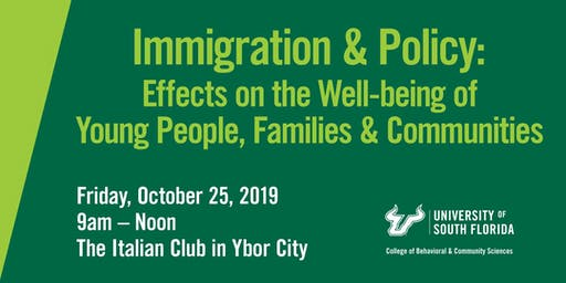 Immigration and Policy: Effects on the Well-being of Young People, Families & Communities