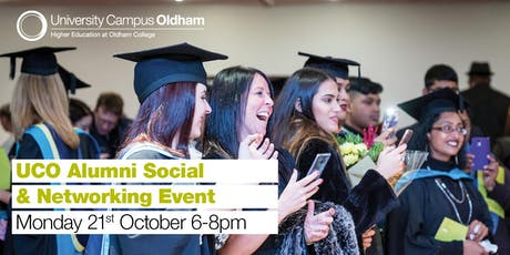 UCO Alumni Social & Networking Event tickets