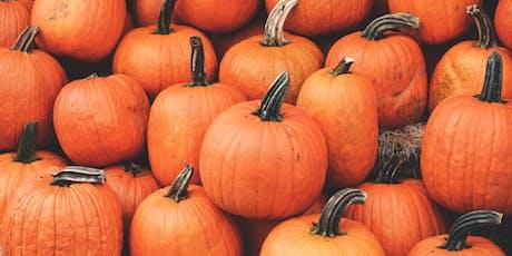 Vegan Potluck and Autumn Crafts | BloomingVeg tickets