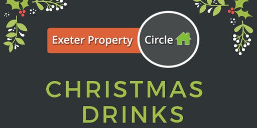 Exeter Property Circle Christmas Drinks