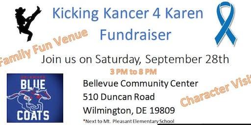 Kicking Kancer 4 Karen