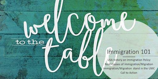 Free: Immigration 101 Training