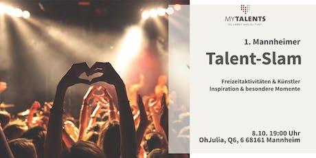 Talent-Slam | myTalents Tickets