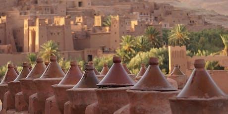 """Kochkurs """"Tajine auf dem Feuer"""" - der marokkanische Star tickets"""