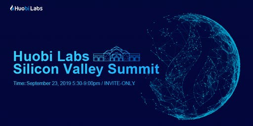 Huobi Labs Silicon Valley Summit Application