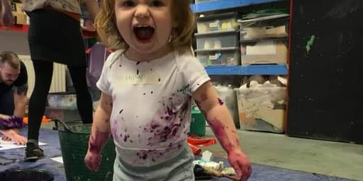 Messy Play (2-4 year olds)