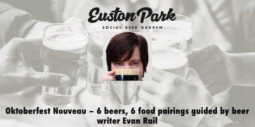 Oktoberfest Nouveau by Euston Park Social