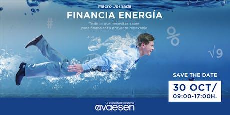 Macro Jornada Financia Energía entradas