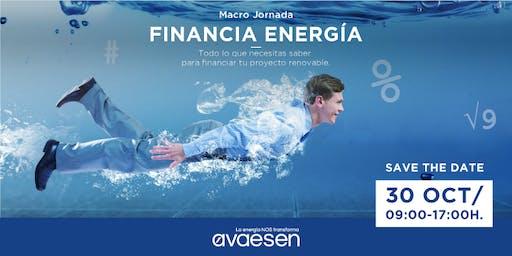 Macro Jornada Financia Energía