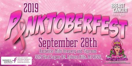 Pinktoberfest tickets