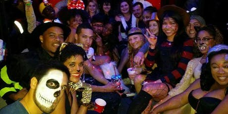 Halloween Party Bus Night Trip Tour tickets