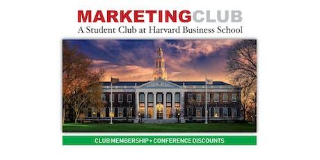 2019 Marketing Club Membership  tickets