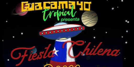 GRAN FIESTA POST-CONCIERTO CHICO TRUJILLO / Guacamayo Tropical