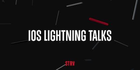 iOS Lightning Talks tickets