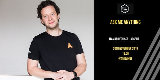 """TMRW """"Ask me Anything"""" Session  