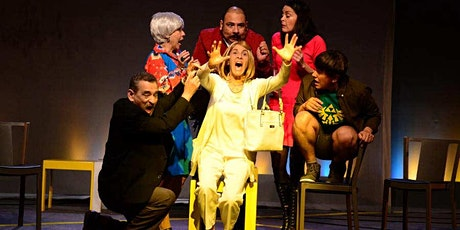 Curso de Comedia en Madrid entradas
