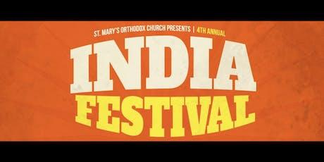 India Festival 2019 tickets