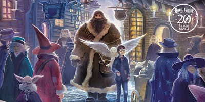 15:00 BOK&MAGI: Harry Potter 20-årsjubileum!