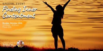 Finding Inner Contentment