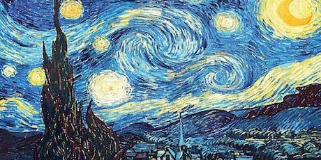 Van Gogh Starry Night - Statesman Hotel tickets
