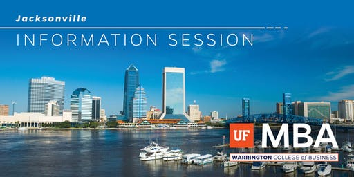 UF MBA Jacksonville Information Session