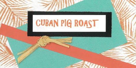 Cuban Pig Roast tickets