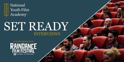 Birmingham SetReady Interviews