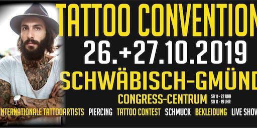 Tattoo Convention Schwäbisch Gmünd
