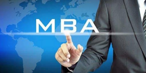 University of Northampton MBA Webinar - Bahrain- Meet University Professor