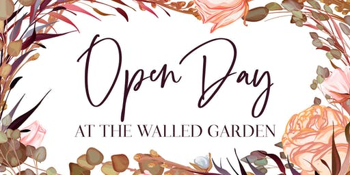 Open Day at The Walled Garden