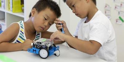 Workshop Robotics: mBot mit Makeblock