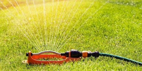 Kurs Nr. 1144 Rasenpflege im Jahresverlauf biglietti