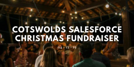 Cotswolds Salesforce Community Christmas Fundraiser tickets