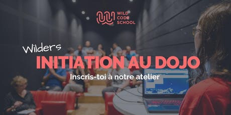Wild Workshop -Initiation au Coding Dojo - Wild Code School Strasbourg Tickets