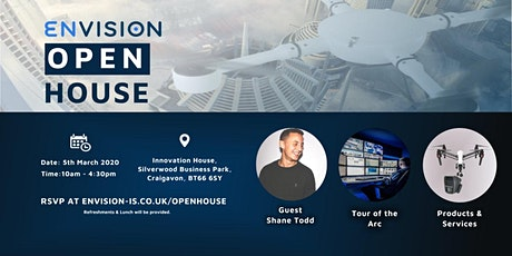 Envision's Open House tickets