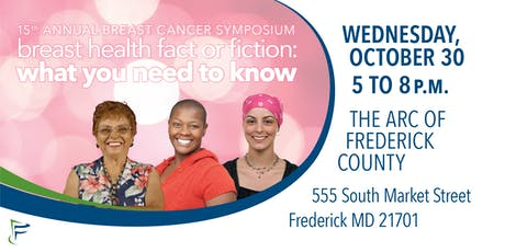 15th Annual Breast Cancer Symposium tickets
