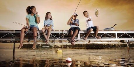 Community Fishing Tournament tickets