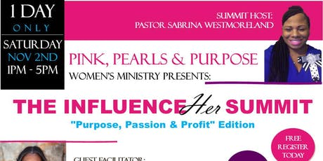 InfluenceHer Summit tickets