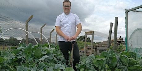 Liam Penn - Exciting Vegan Menu from a Chef with an Impressive Pedigree! tickets