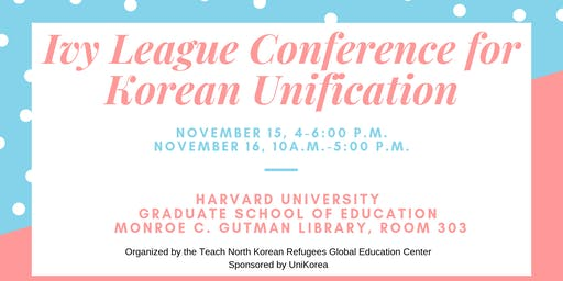 Ivy League Conference for Korean Unification