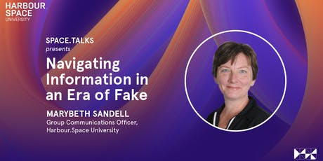 Navigating Information in an Era of Fake News with Marybeth Sandell entradas