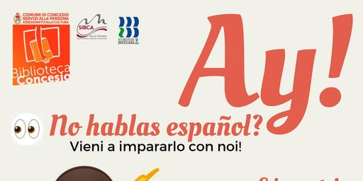 Ay! No hablas español?