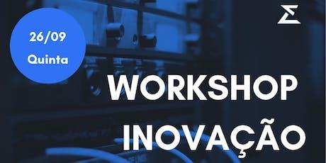 Workshop Inovação - High End 2019 ingressos