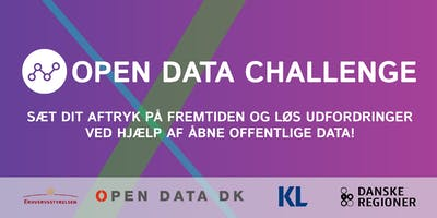 Open Data Challenge 2019: Sen tilmelding // Late signup