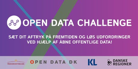 Open Data Challenge 2019: Sen tilmelding // Late signup tickets
