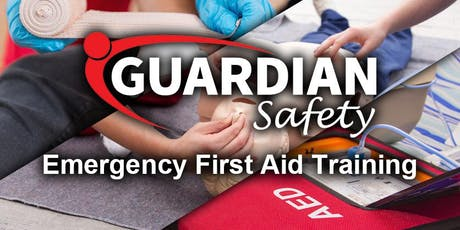 Emergency First Aid - 30 October 2019 tickets